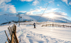 Lecht ski drag