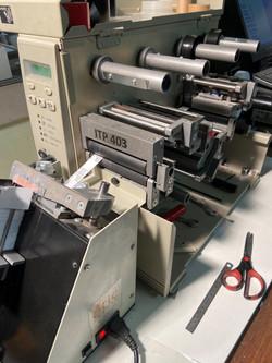 Machine a imprimer