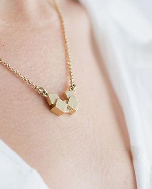 Golden Necklace