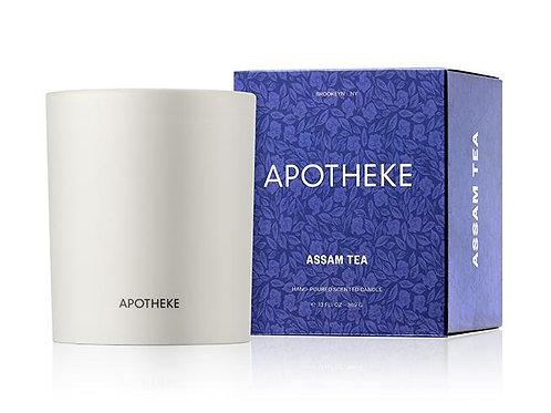 APOTHEKE ASSAM TEA CANDLE