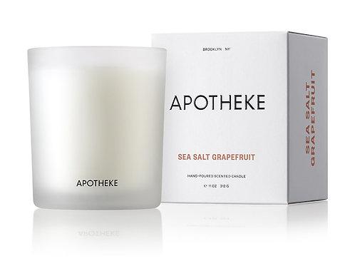 APOTHEKE SEA SALT GRAPEFRUIT CANDLE