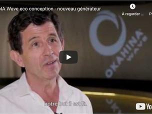 Surf - Vagues artificielles : Okahina, une technologie révolutionnaire basée sur la biodiversité
