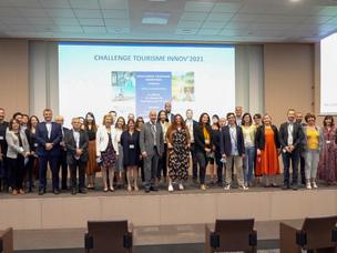 OKAHINA WAVE, among the winners of the TOURISME INNOV'2021 Challenge