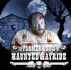Haunted Hayride at Eureka Fear Farm