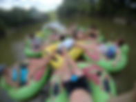 Tube Float at Twin Rivers Canoe Rental