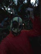 Haunted villian at Eureka Fear Farm - St
