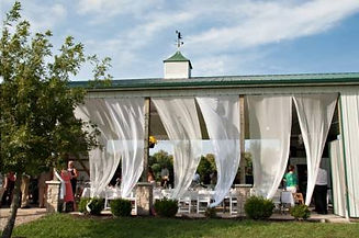 The Pavillion at Brookdale Farms - Covered Outdoor Weddings-