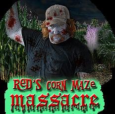 Red's Corn Maze Massacre at Brookdale Farms