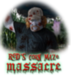 Red's Corn Maze Massacre at Brookdale Farms