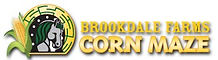 Brookdale Farms Corn Maze Logo