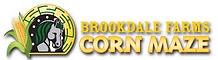 Brookdale Farms Corn Maze Logo