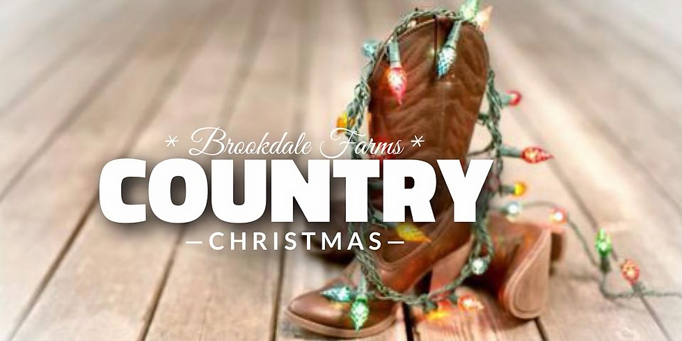 Brookdale Farms Country Christmas