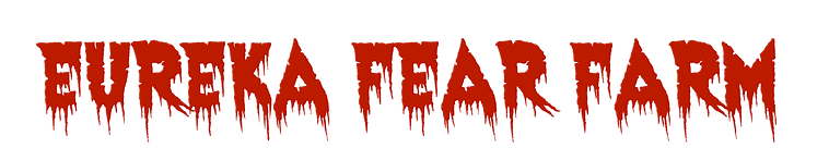 Eureka Fear Farm logo - Haunted Attraction - St. Louis, MO