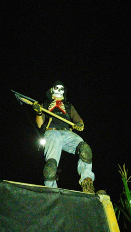 Corn Maze Massacre haunted attraction -