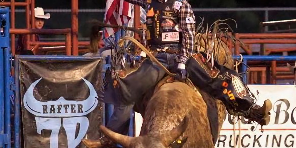 Cowboys in the Corn - Bulls, Broncs, & Barrels