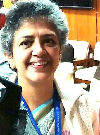 Dr. Saleha Ahmad