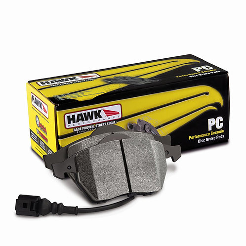 Evo 8/9 Hawk Performance Ceramic Front Brake Pads
