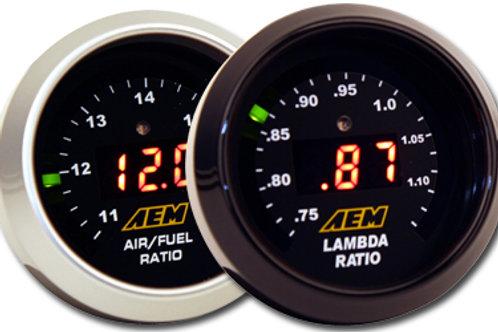 AEM Digital Wideband UEGO Air/Fuel Ratio Gauge