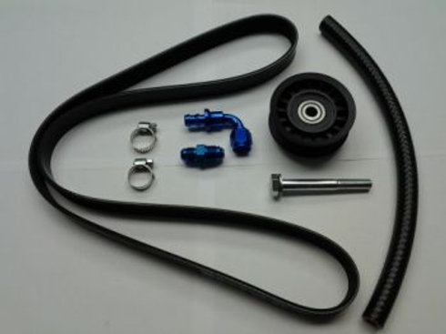 Strictly Modified Power Steering Delete Kit