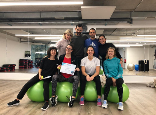 Seconde formation En Equilibre - Pilates Contemporain