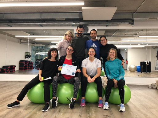 Seconde formation En Equilibre - Pilates Contemporain