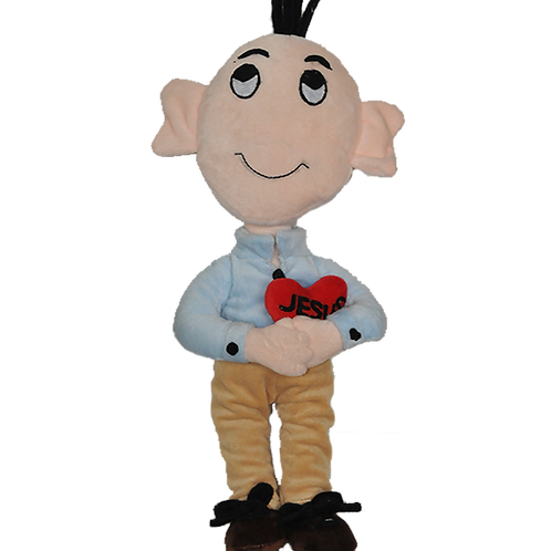 "16"" CUSTOM PLUSH--Mr. How Do You Do"