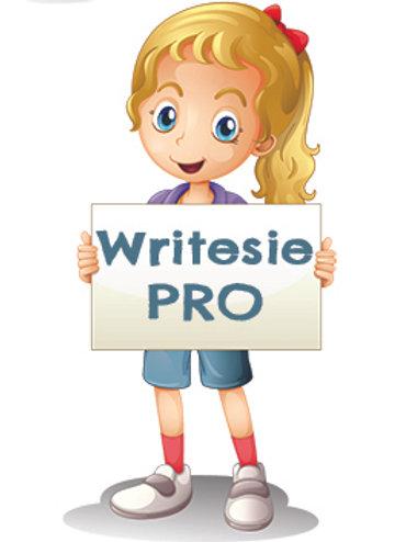 Writesie Pro - Custom Hardback Pkg