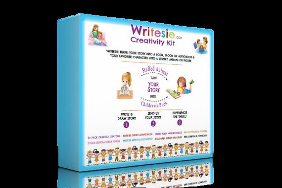 Writesie Creativity Kits (wholesome or faith-based kits)