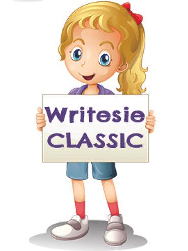 Writesie Classic - Custom Paperback Pkg