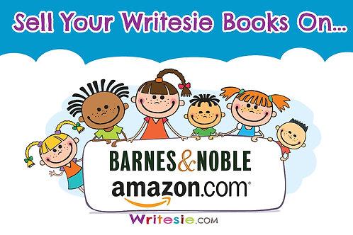 Amazon & B&N Book Distribution