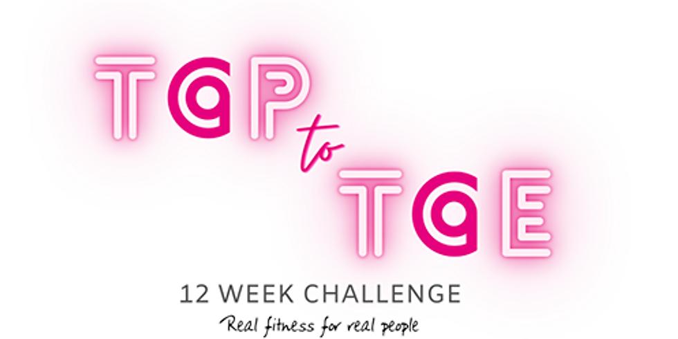 Top to Toe 12 week challenge