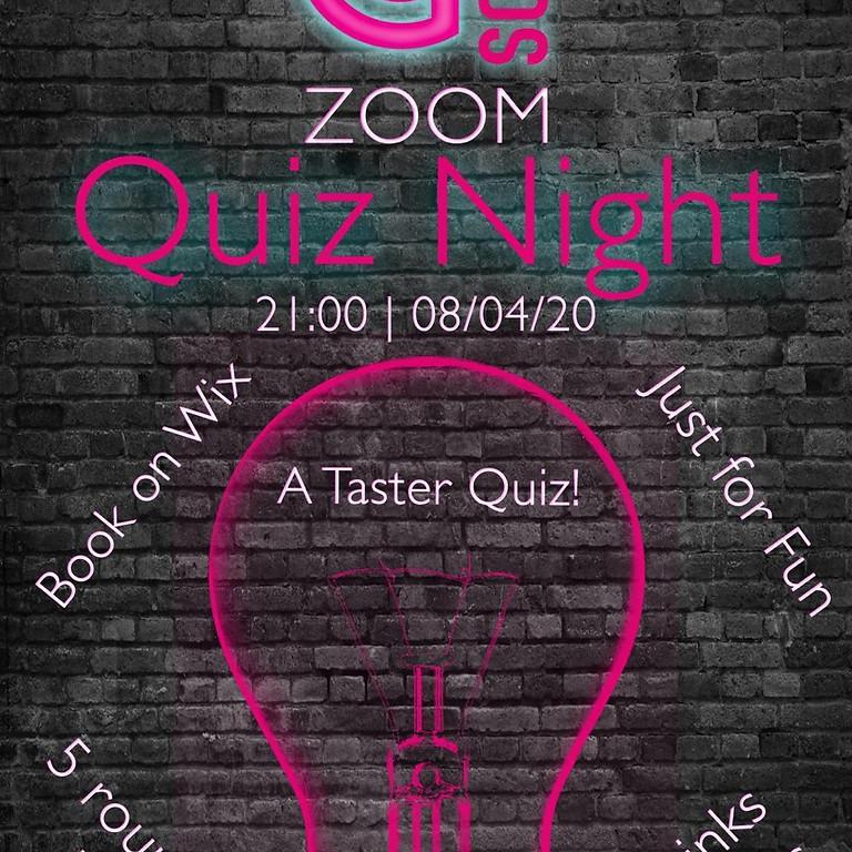 Live Quiz night