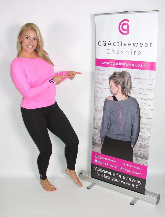 CGActivewear THE BIG LAUNCH LIVE