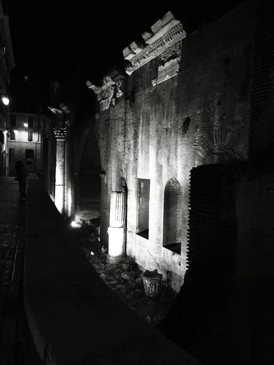 Midnight Rome