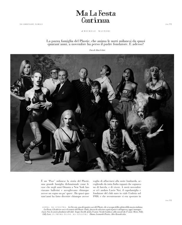 Plastic Club Milan-  - Vogue Italia