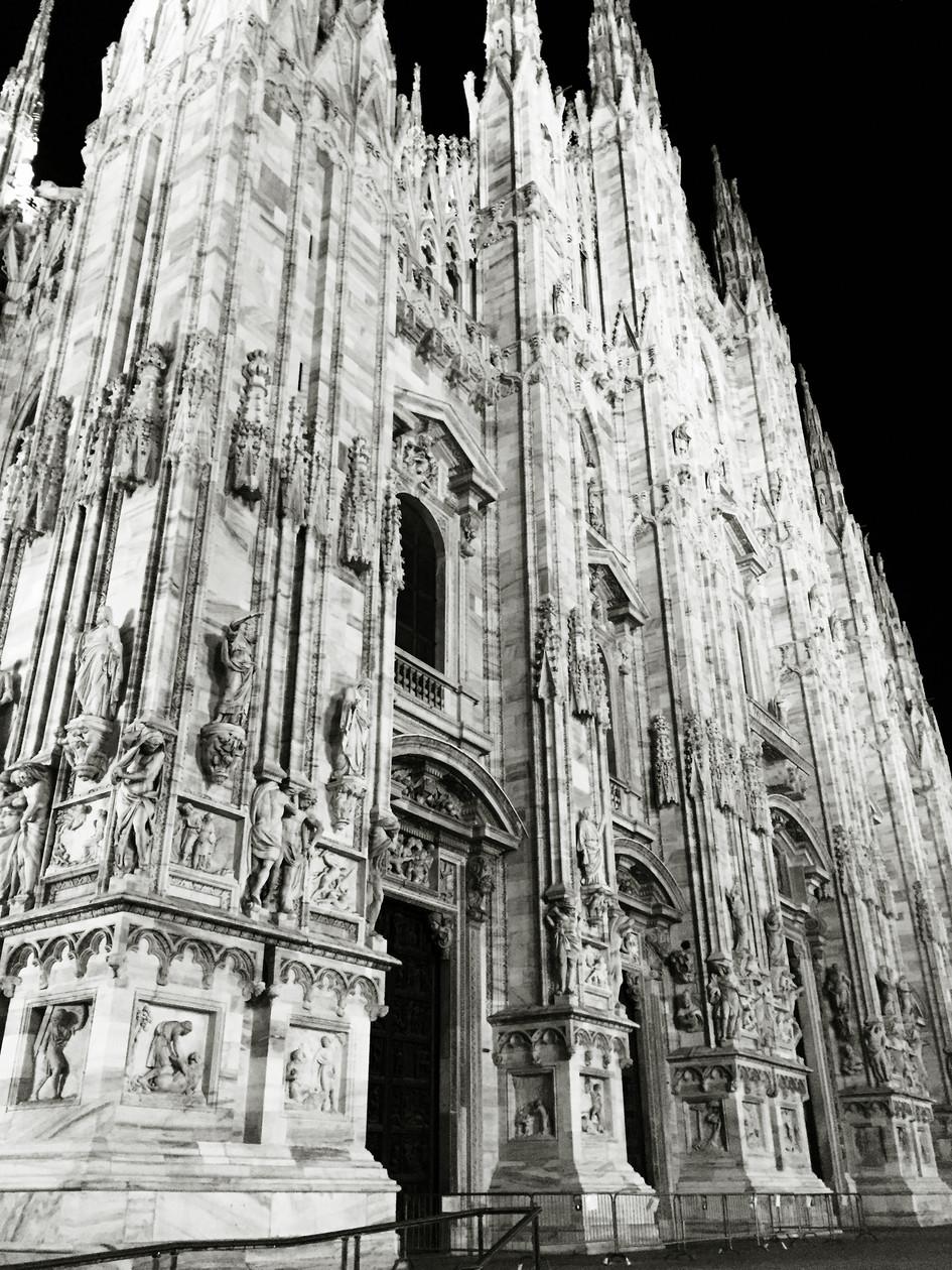 Dark Milan