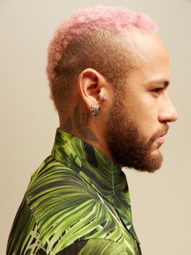 Neymar Jr.- Vogue man