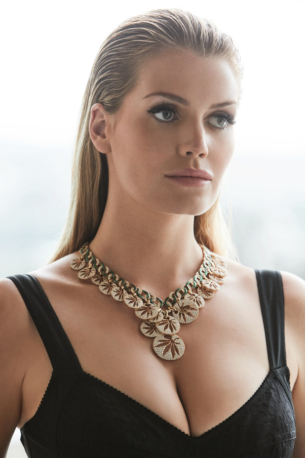 Lady Kitty Spencer - MarieClaire Italy