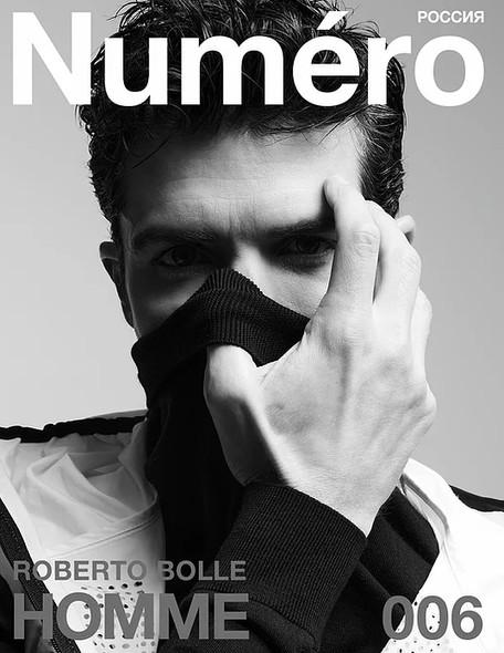 Numero Homme - Roberto Bolle