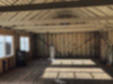 Barn wedding venue bridal suite