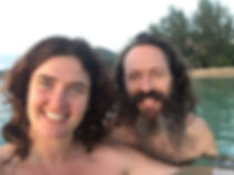 Aleksandra Grzebalska & Ananda Amit Goldenberg atEROS Medicine / Sacred Sexuality / Workshops / Temple Nights / Retreats / Sessions / devotional & sex-positive
