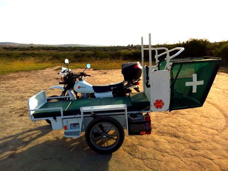 26 Ambulance Drivers trained in Zambia