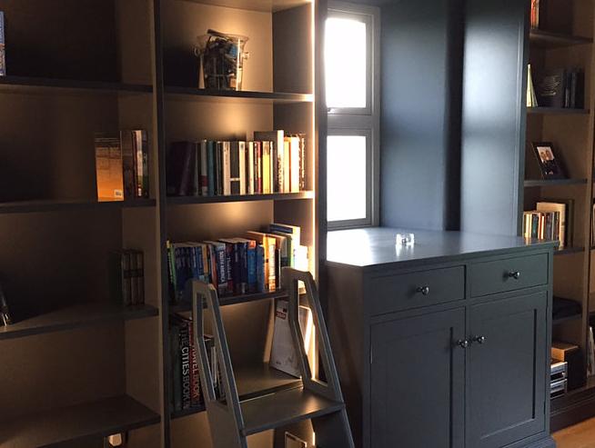 Handmade Bookcase