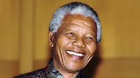 President Nelson Mandela of South Africa