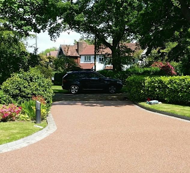 Premium Resin Driveways