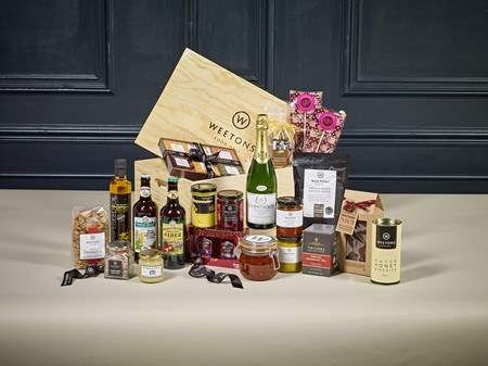 Weetons Classic Yorkshire Hamper