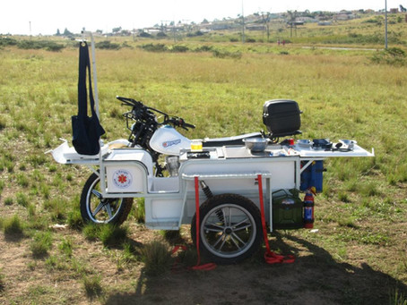 40 eRanger Mobile Clinics bound for the Philippine