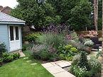 realizace anglická zahrada