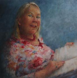 Portrait Commission (Triptych) 2017