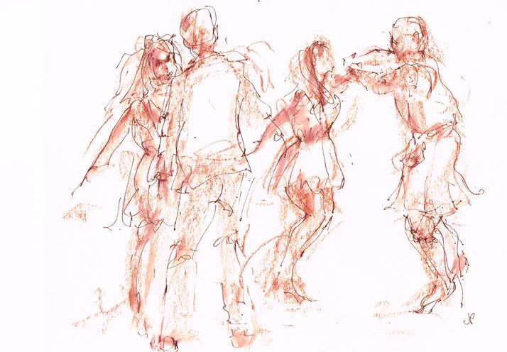 Wedding Celebration 2 - Dancing 1